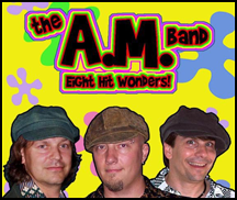 Live Music with The A.M. Band
