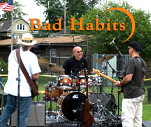 Live Music with Bad Habits