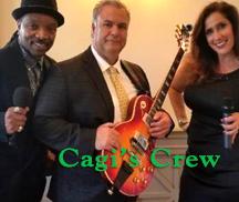 Live Music with Cagi's Crew