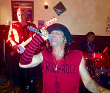 Live music with Dino & The Detonators
