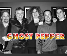 Live Music by Ghost Pepper