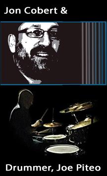 Live Music with Jon Cobert & Joe Piteo