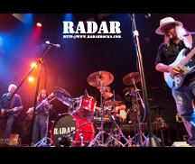 Live music with Radar