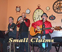 Live Music with Small Claims from Class Action