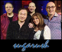 Live music with The Sugarush Band