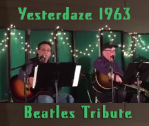 Live Music with Yesterdaze - A Beatles Tribute